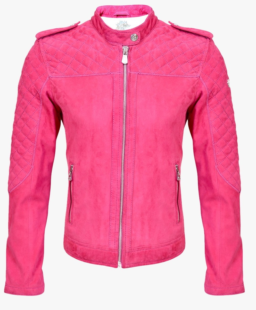 Suede Jacket Candy